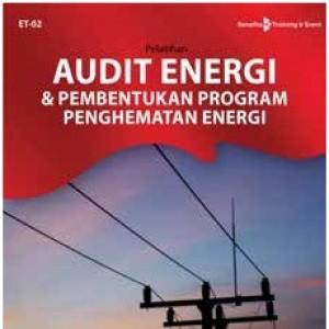 Audit Energi dan Pembentukan Program Penghematan Energi