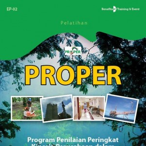 Kriteria PROPER Merah Pada Pengelolaan Limbah Bahan Berbahaya dan Beracun (B3) Bag I