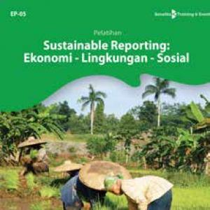 Status lingkungan Hidup dan Sustainable Reporting