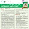 Jadwal Pelatihan PT. Benefita Indonesia Tahun 2016